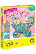 Creativity For Kids Fancy Foil Butterfly