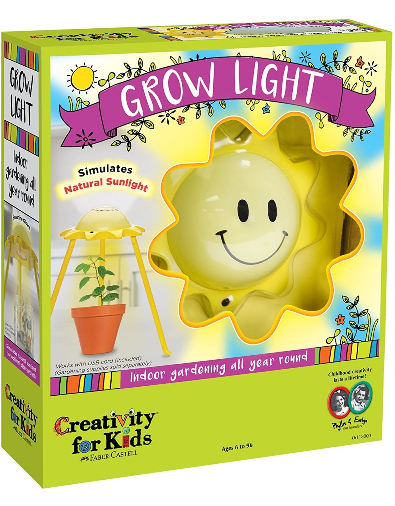 Creativity For Kids Grow Light