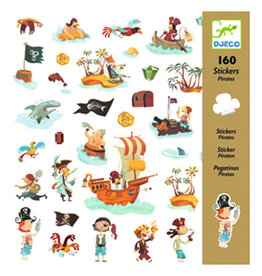 Djeco Stickers, Pirates
