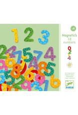 Djeco Magnetics 38 numbers