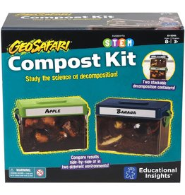 Educational Insights Geosafari, Compost Kit