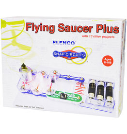 Elenco Snap Circuits, Flying Saucer