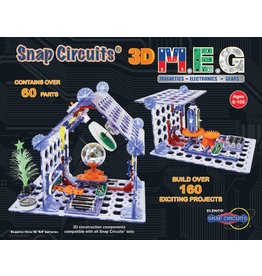 Elenco Snap Circuits, 3D M.E.G