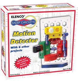 Elenco Snap Circuits, Motion Detector