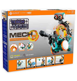 Elenco Teach Tech MECH 5 Coding Kit