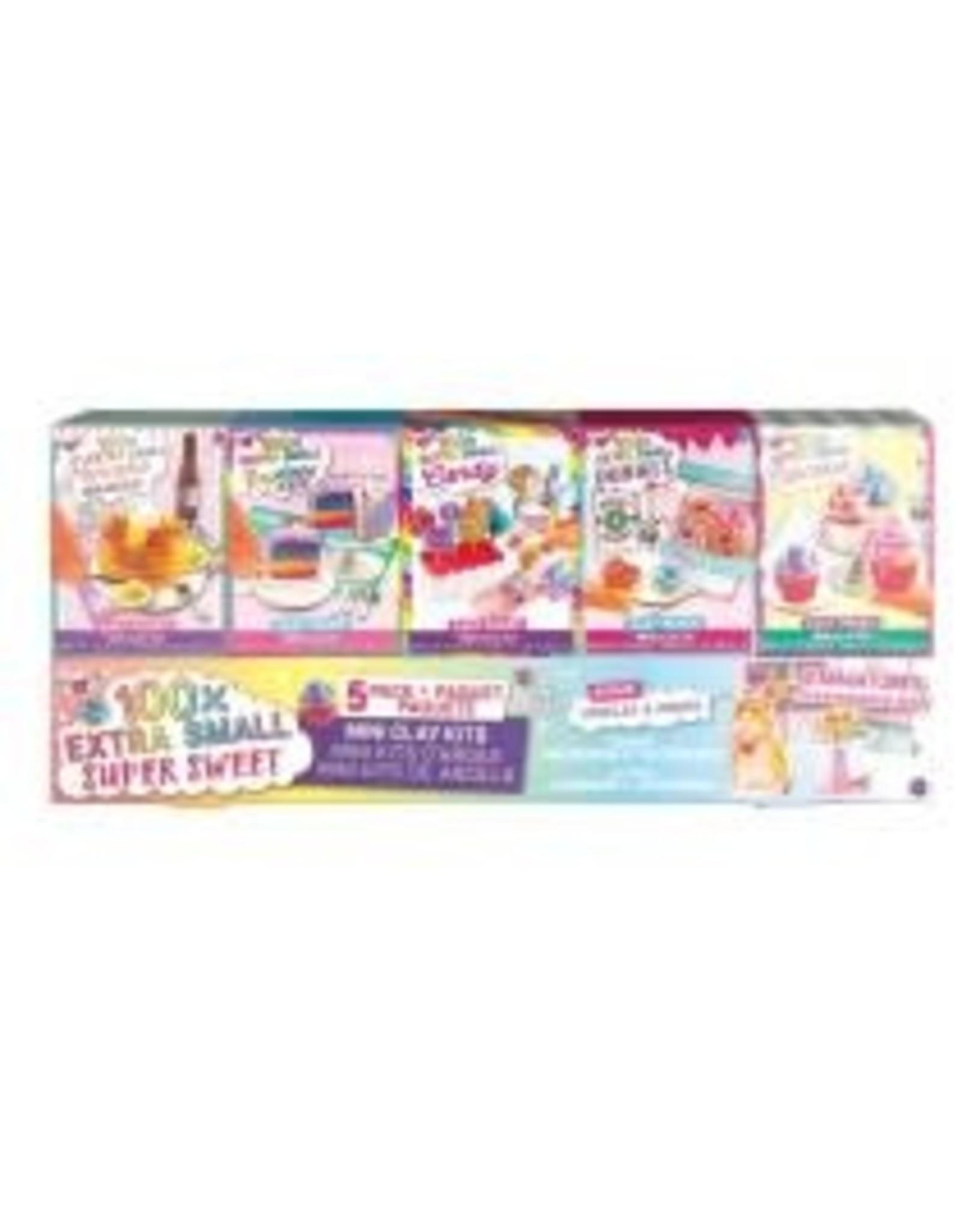 Fashion Angels 100% Extra Small Super Sweet Mini Clay Kits 5pk.