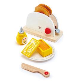 Hape Pop-Up Toaster Set