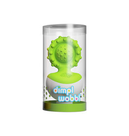 Fat Brain Toy Co. Dimpl Wobl, Green