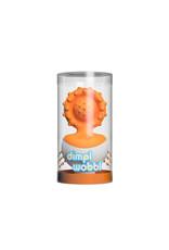 Fat Brain Toy Co. Dimpl Wobl, Orange