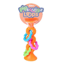 Fat Brain Toy Co. PipSquigz, Loops, Orange