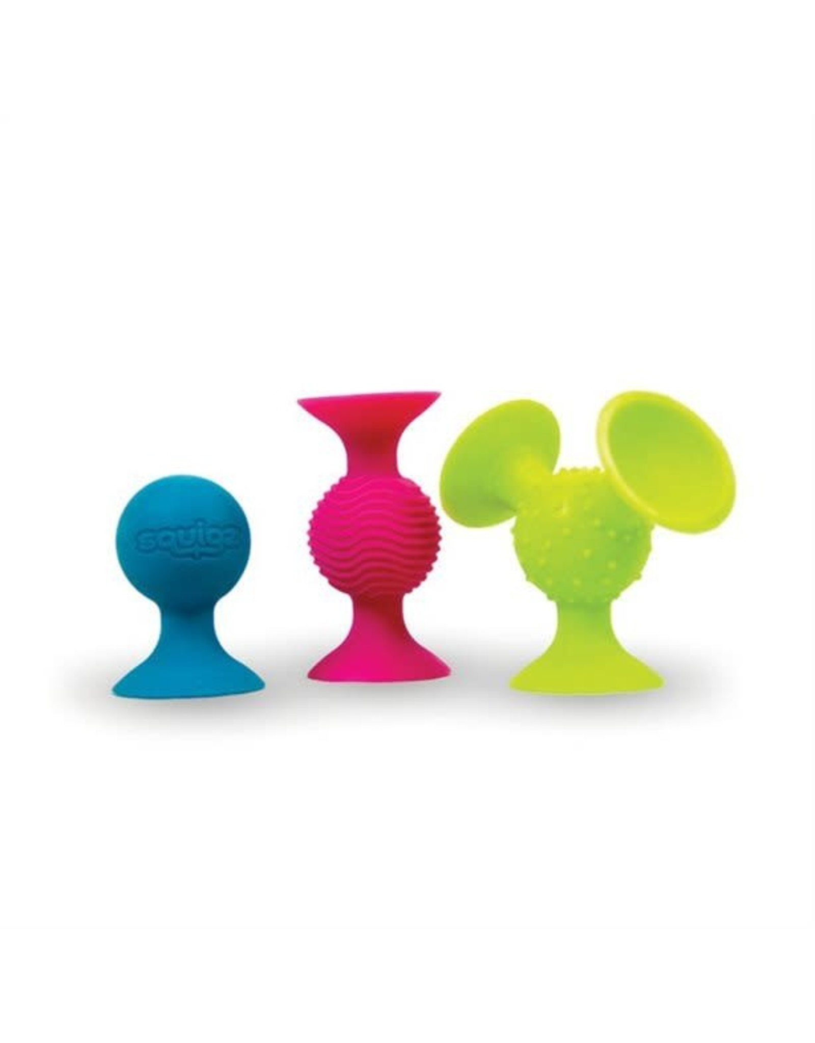 Fat Brain Toy Co. PipSquigz, Suction