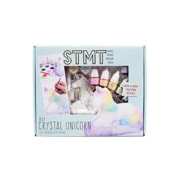 Horizon Toys STMT DIY Crystal Growing Kit, Unicorns