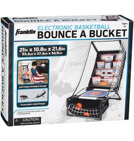 Franklin Sports Electronic Basketball Bounce-A-Bucket