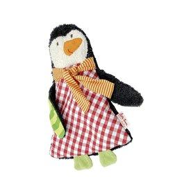 Kathe Kruse Penguin Friedjof Cherrystone Pillow