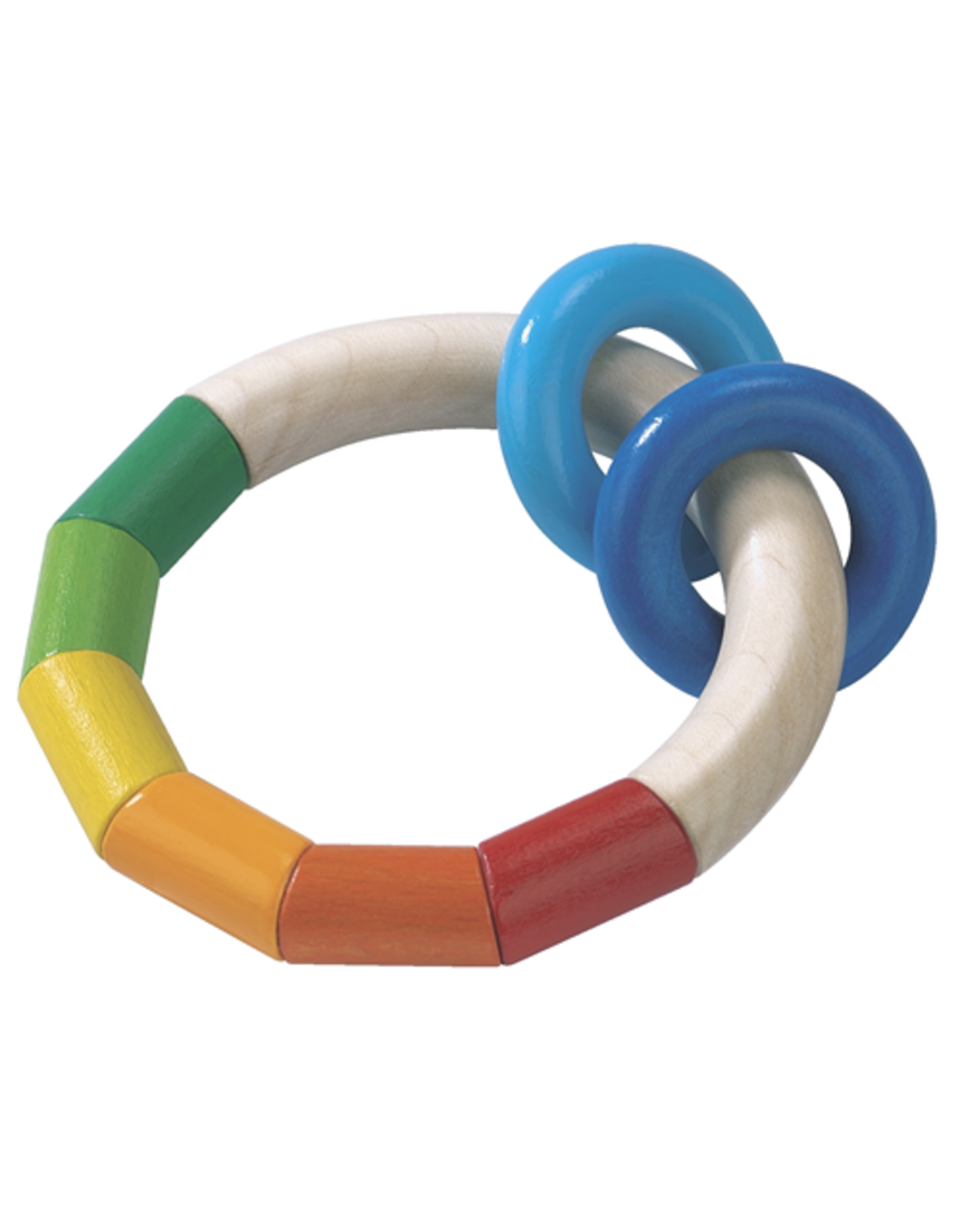 Haba Kringel Ring Clutching Toy