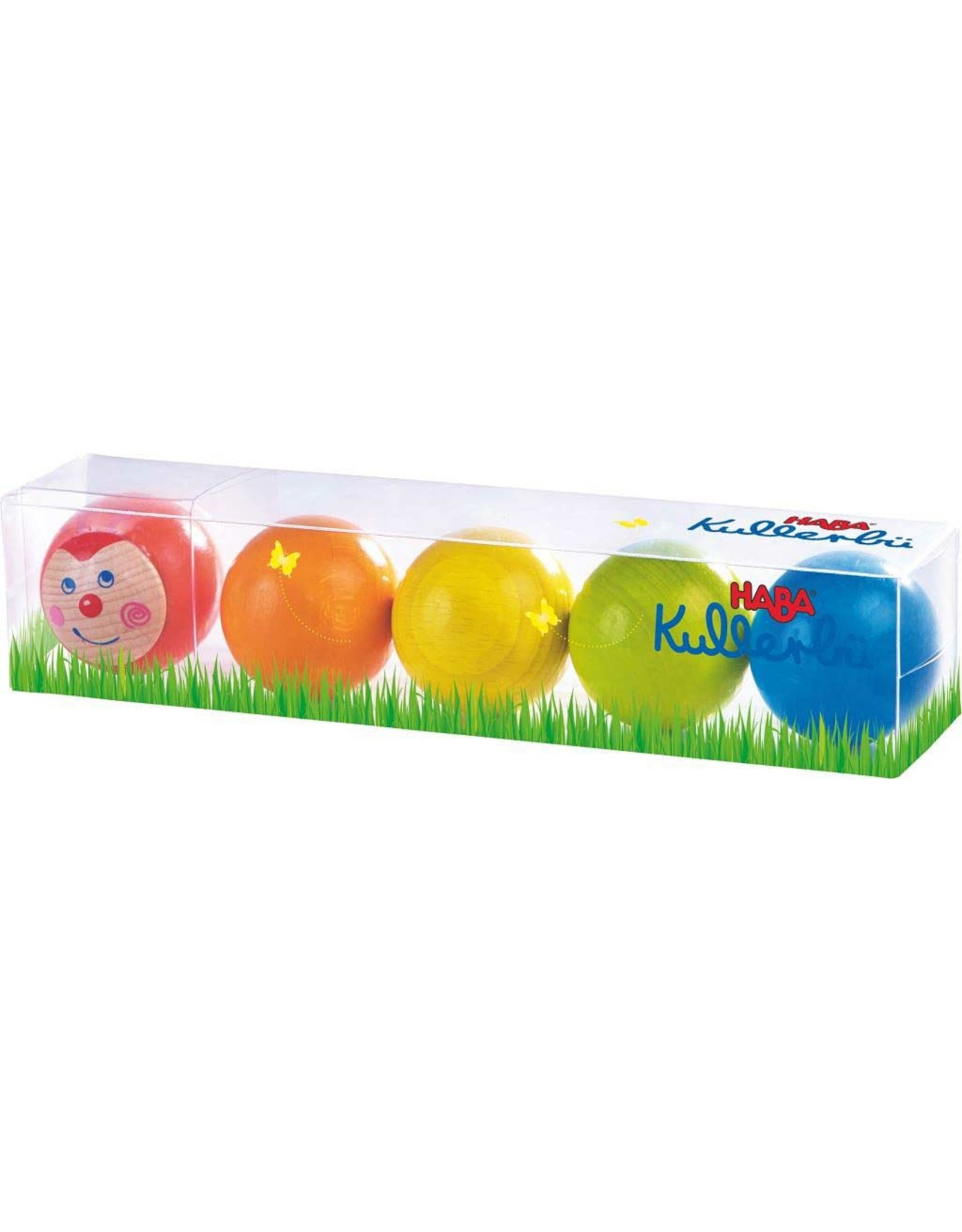 Haba Kullerbu, Caterpillar Balls