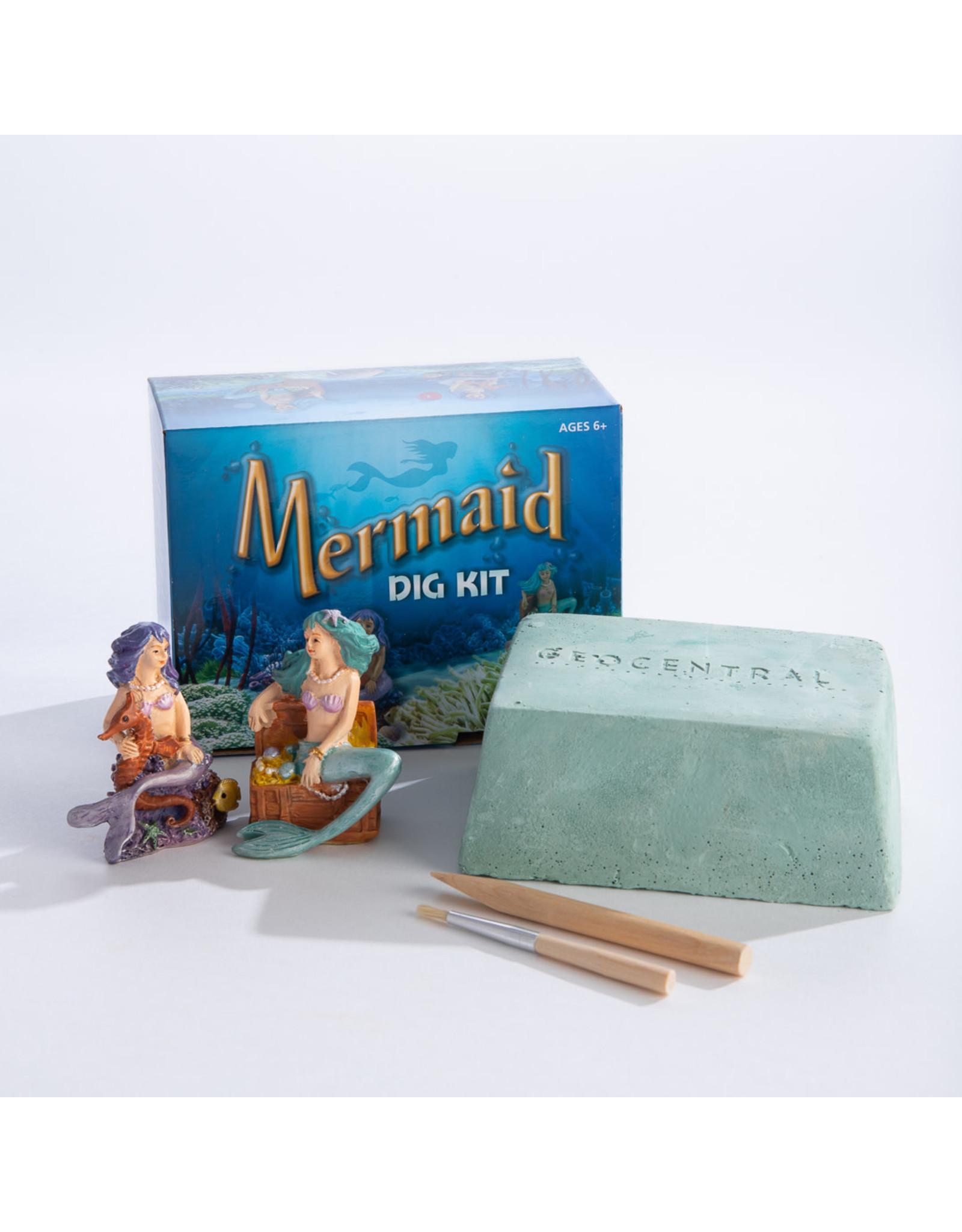 GeoCentral Mermaid Dig Kit