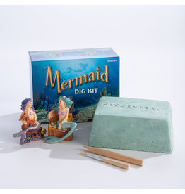 GeoCentral Mermaid Dig Kit