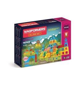 Magformers Magformers, Village 110 pcs