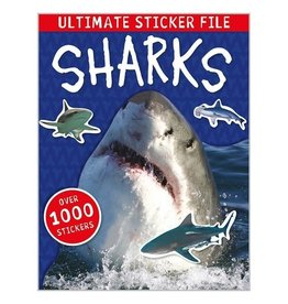 My Ultimate Sticker File: Sharks