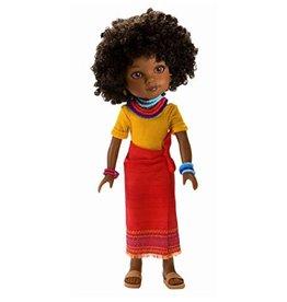 MPA Sales - Heart for Hearts Doll Hearts for Hearts Girls, Rahel (Ethiopia)