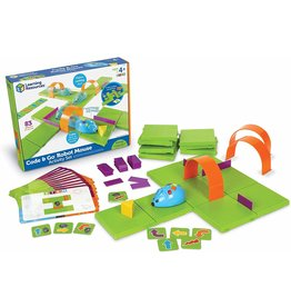 Learning Resources Stem Code and Go Robot Mouse Activity Set