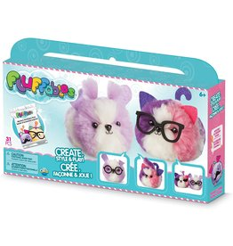 Orb Factory Fluffables, Sugar & Cookie (Double)