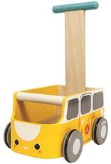 Plan Toys Van Walker (Yellow)
