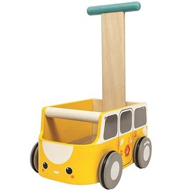 Plan Toys Van Walker (Yellow)
