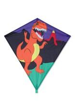 """Premier Kites 30"""" Diamond Kite, T-Rex"""
