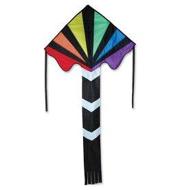 Premier Kites Large Easy Flyer Kite, Rainbow Fountain