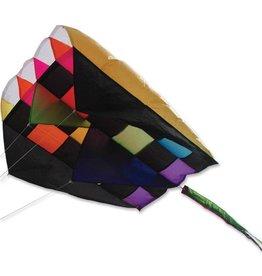 Premier Kites Parafoil 5 Kite, Rainbow Techmo