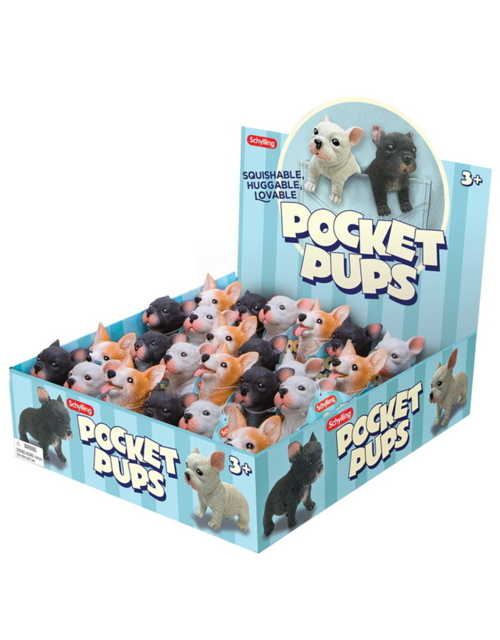 Schylling Pocket Pup