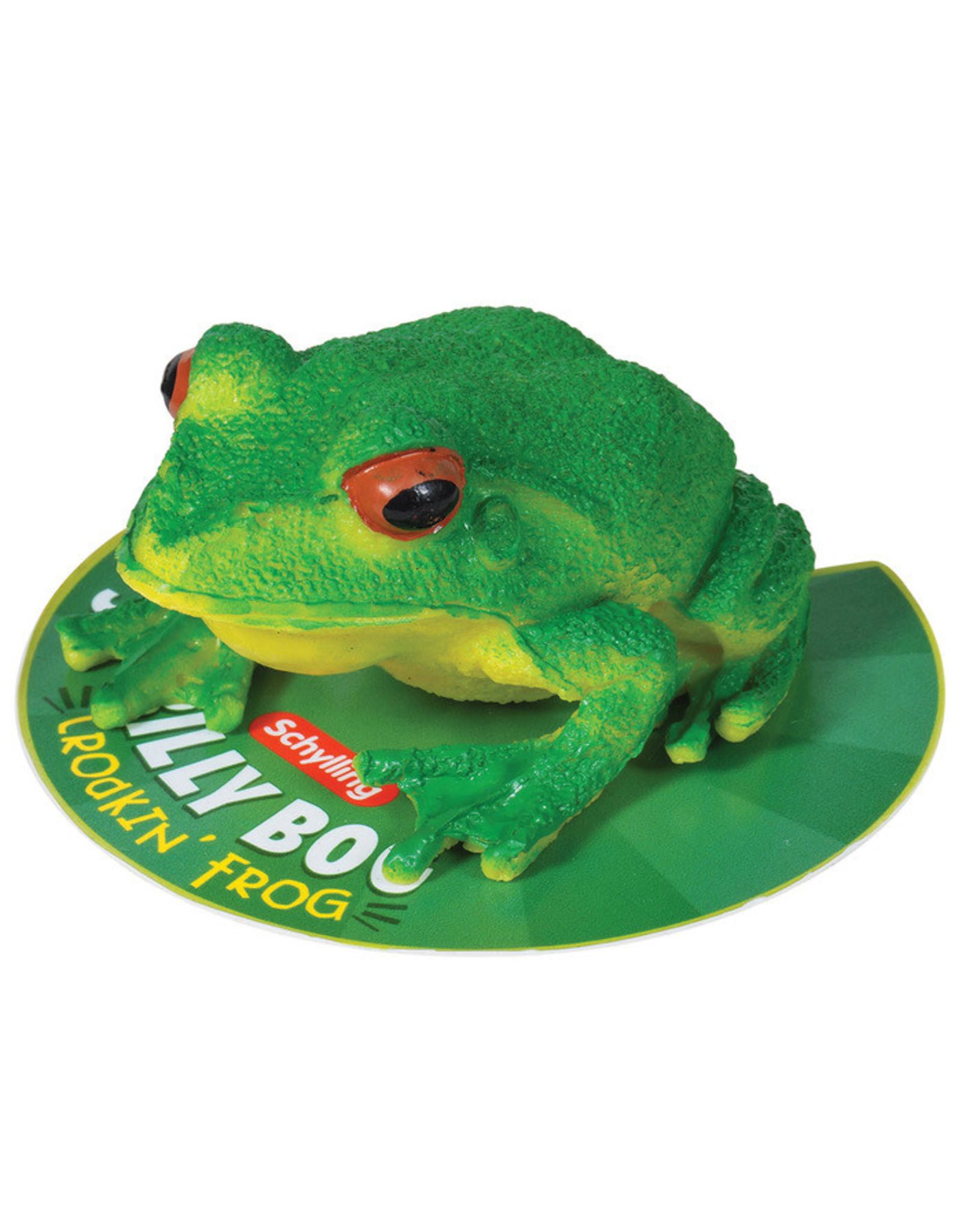 Schylling Billy Bog Squish Frog