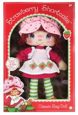 "Schylling Strawberry Shortcake 13"" Rag Doll"