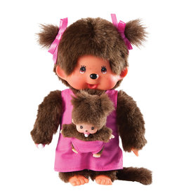 Schylling Monchhichi, Mother Care with Baby