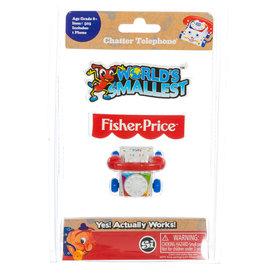 Super Impulse World's Smallest Fisher Price Chatter Phone