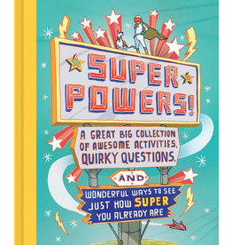 Super Powers! (HC)