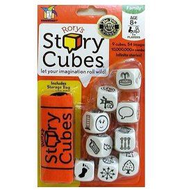 Game Wright Rory's Story Cubes Mix, Pegable