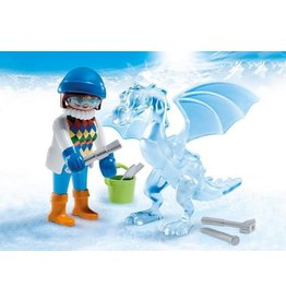 Playmobil Ice Sculptor