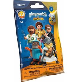 Playmobil PLAYMOBIL: THE MOVIE Figures Series 1