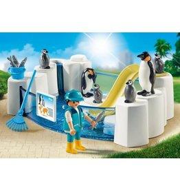 Playmobil Penguin Enclosure