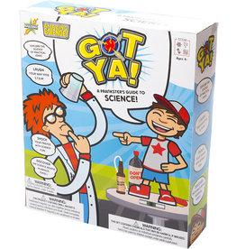 Be Amazing Toys Got Ya! Science