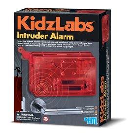 4M Spy Science, Intruder Alarm