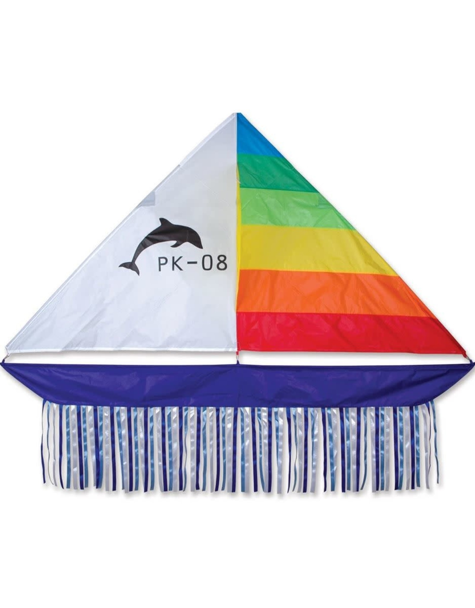 Premier Kites 6.5 ft. Delta Kite, Sailboat