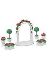 Calico Critters Calico Critters Floral Garden Set