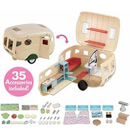 Calico Critters Calico Critters Family Campervan