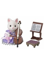 Calico Critters Calico Critters Cello Concert Set