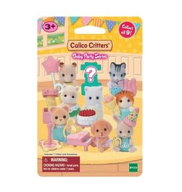 Calico Critters Calico Critters Baby Collectibles, Baby Party Series