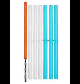 Boon Silicone Snug Straws